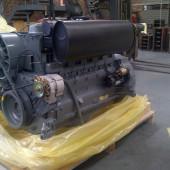 New Diesel Engines
