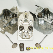 Major Components: Cylinder Heads & Related Parts