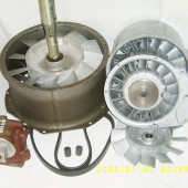 Blower Fans, V-Belts, Fan Drives, Fan Drive Gear Boxes