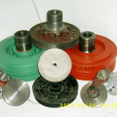 Pulleys: Cranshaft, Blowers, Compressors, Jockeys & Related Parts