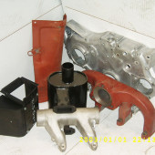 Air Ductings, Timing Covers, Intake Manifolds, Exhaust Manifolds