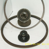 Gears: Flywheel Ring Gear, Pump Gears, Timing Gears