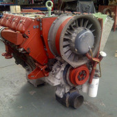 Reconditioned Deutz Engines